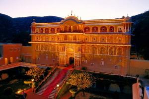 Petits palais du Rajasthan Inde - Asia