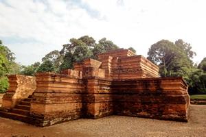 Muara Jambi - Indonésie - Asia